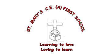 St Mary's CofE (A) First School, Uttoxeter logo