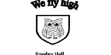 Rowley Hall Primary logo