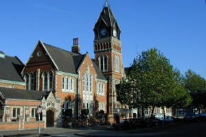 East Staffordshire Town Hall
