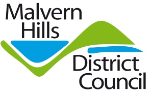 Malvern Hill District Council Logo
