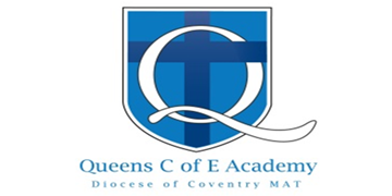 Queens C of E Academy logo