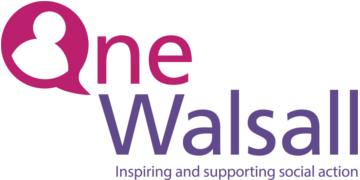 One Walsall logo