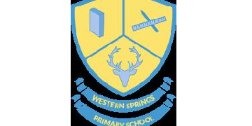 Weston Springs Primary School logo