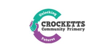 Crocketts Community Primary School logo