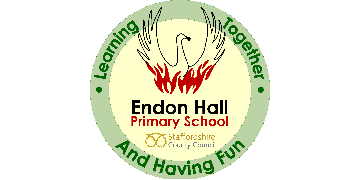 Endon Hall Primary School logo
