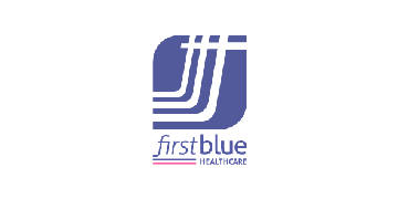 First Blue Healthcare Limited  logo