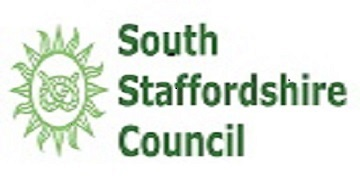 South Staffordshire Council logo
