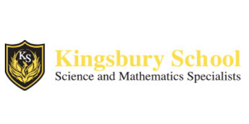 Kingsbury School in Tamworth logo