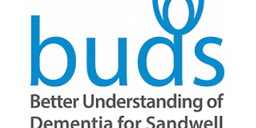 BUDS - Better Understanding of Dementia for Sandwell logo