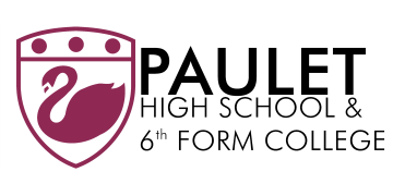 Paulet High School and 6th Form College logo