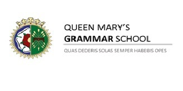 Queen Mary's Grammar School logo