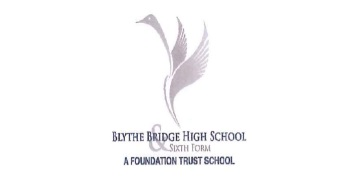 Blythe Bridge High School logo