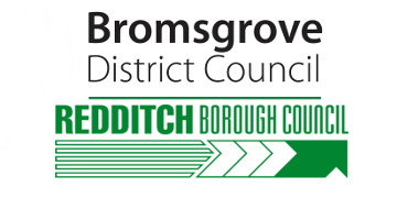 Bromsgrove and Redditch Councils logo