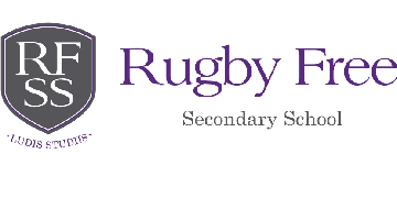 Rugby Free Secondary School logo