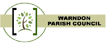 Warndon Parish Council  logo
