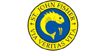St John Fisher Catholic College logo