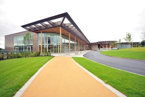 East Staffordshire St Georges Park