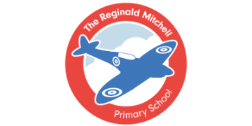 The Reginald Mitchell Primary School logo