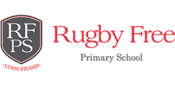 Rugby Free Primary School logo