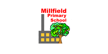 Millfield Primary School, Tamworth logo