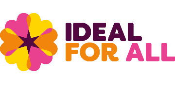Ideal for All logo