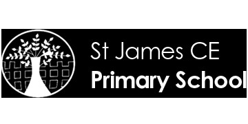 St James CE Primary School logo