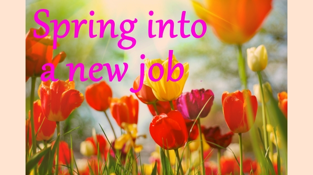 Spring into a New Job