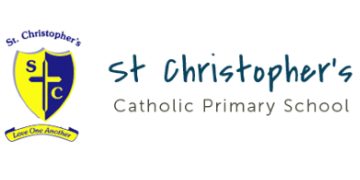 St Christopher's Catholic Primary School logo