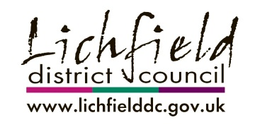 Image result for Lichfield DC logo