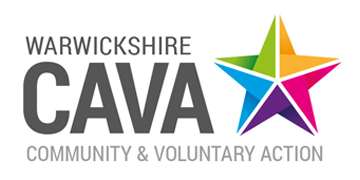 Warwickshire Community and Voluntary Action logo