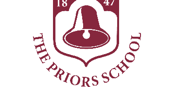 The Priors School logo