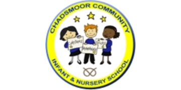 Chadsmoor CofE (VC) Junior School logo