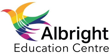 Albright Education Centre logo