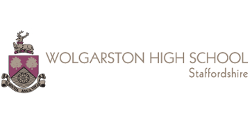 Wolgarston High School logo