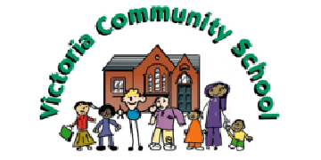 Victoria Community School logo