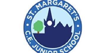 St Margaret's CofE Junior school logo