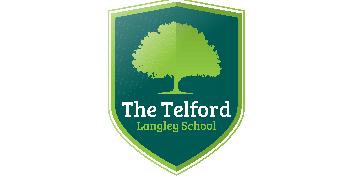 The Telford Langley School  logo